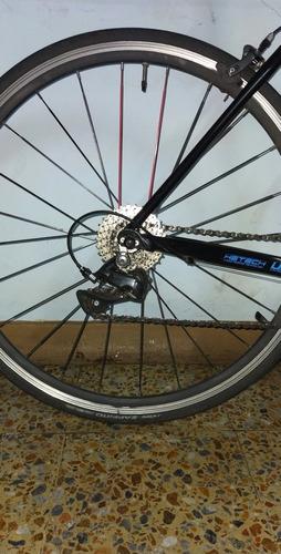 bicicleta gw lumen