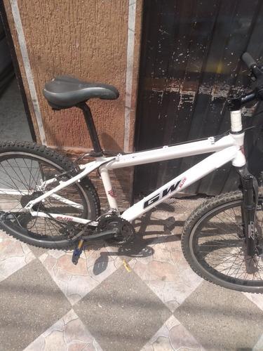 bicicleta gw marco aluminio componentes shimano rin 27.5