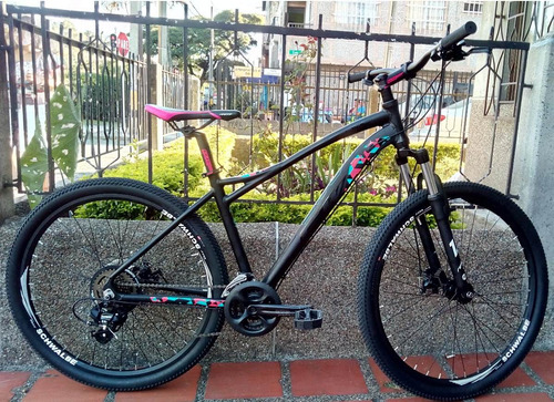 bicicleta gw owl
