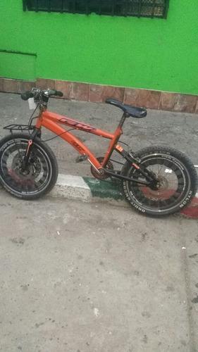 bicicleta gw strom