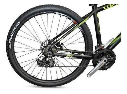 bicicleta gw wolf shimano tourney cableado interno freno dis