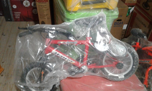 bicicleta halley 19030 r12 varon