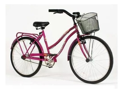 bicicleta halley 19353 playera rodado 26 full dama lujo