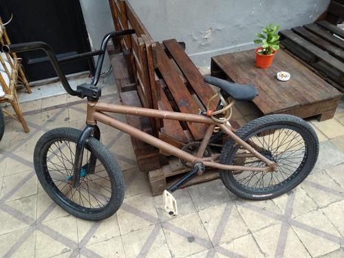 bicicleta haro bmx original mod 2014. un caño!!