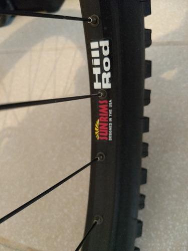 bicicleta haro escape 8.2, downhill, am, freeride,de montaña