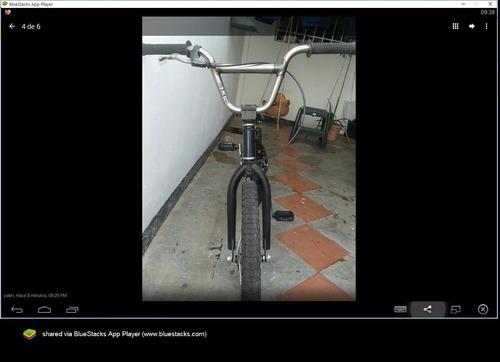 bicicleta haro x2 perfectas condiciones venta o cambio