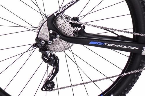 bicicleta head trenton 1 carbono aro 29 tallas m l