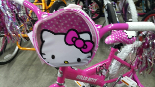 bicicleta hello kitty original aro 16 nueva