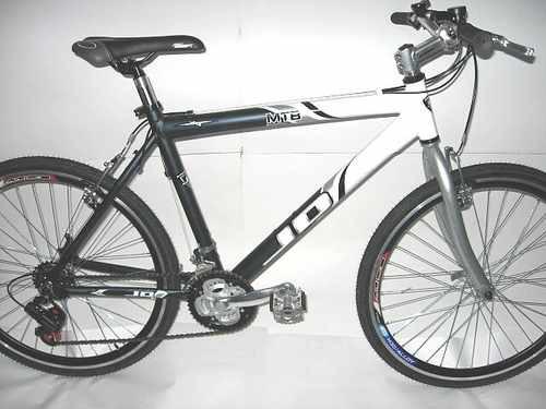 bicicleta hibrida de montaña 26 uso cuidad.