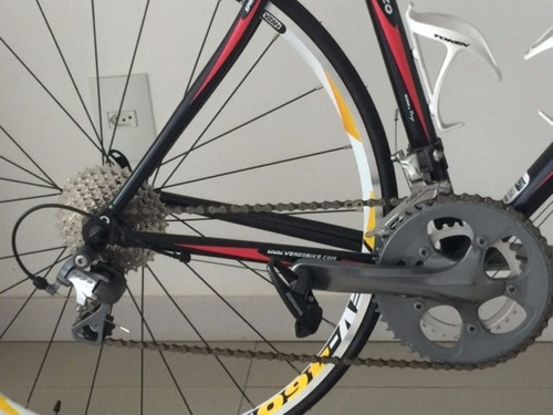 bicicleta híbrida speed tiagra mtb m 54