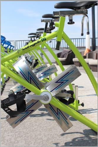 bicicleta hidroginástica, bicicleta aquática