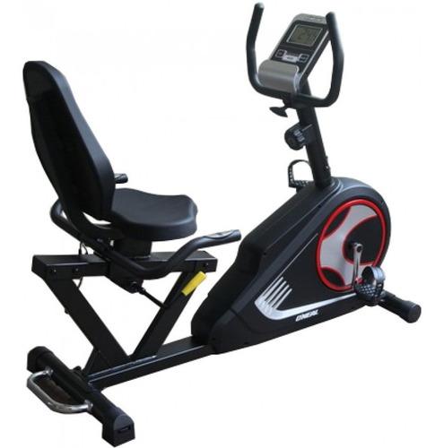 bicicleta horizontal semi profissional oneal flywheel 5 kg