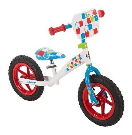bicicleta huffy balance 12tt blanco