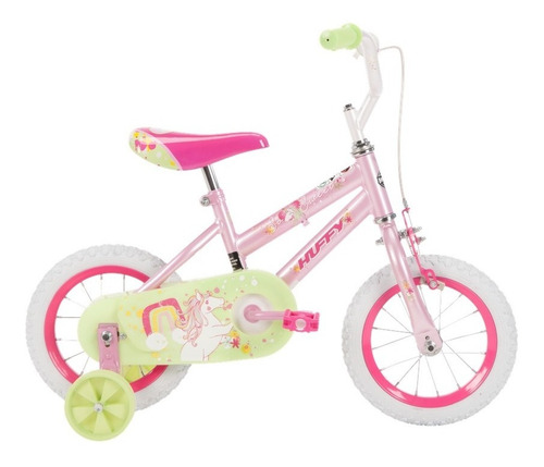 bicicleta huffy so sweet 12tt rosado