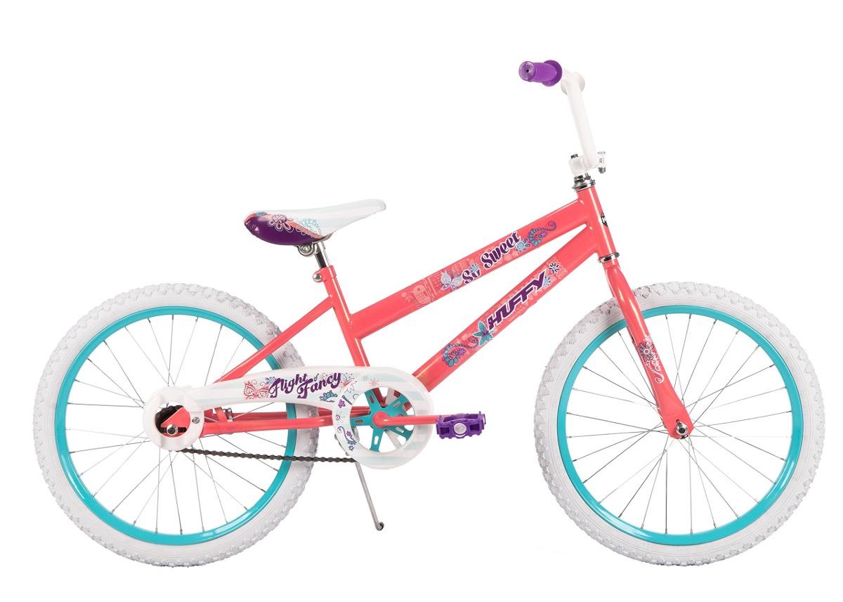 Bicicleta Huffy So Sweet Para Niñas De 20 Pulgadas, Coral Pi ...