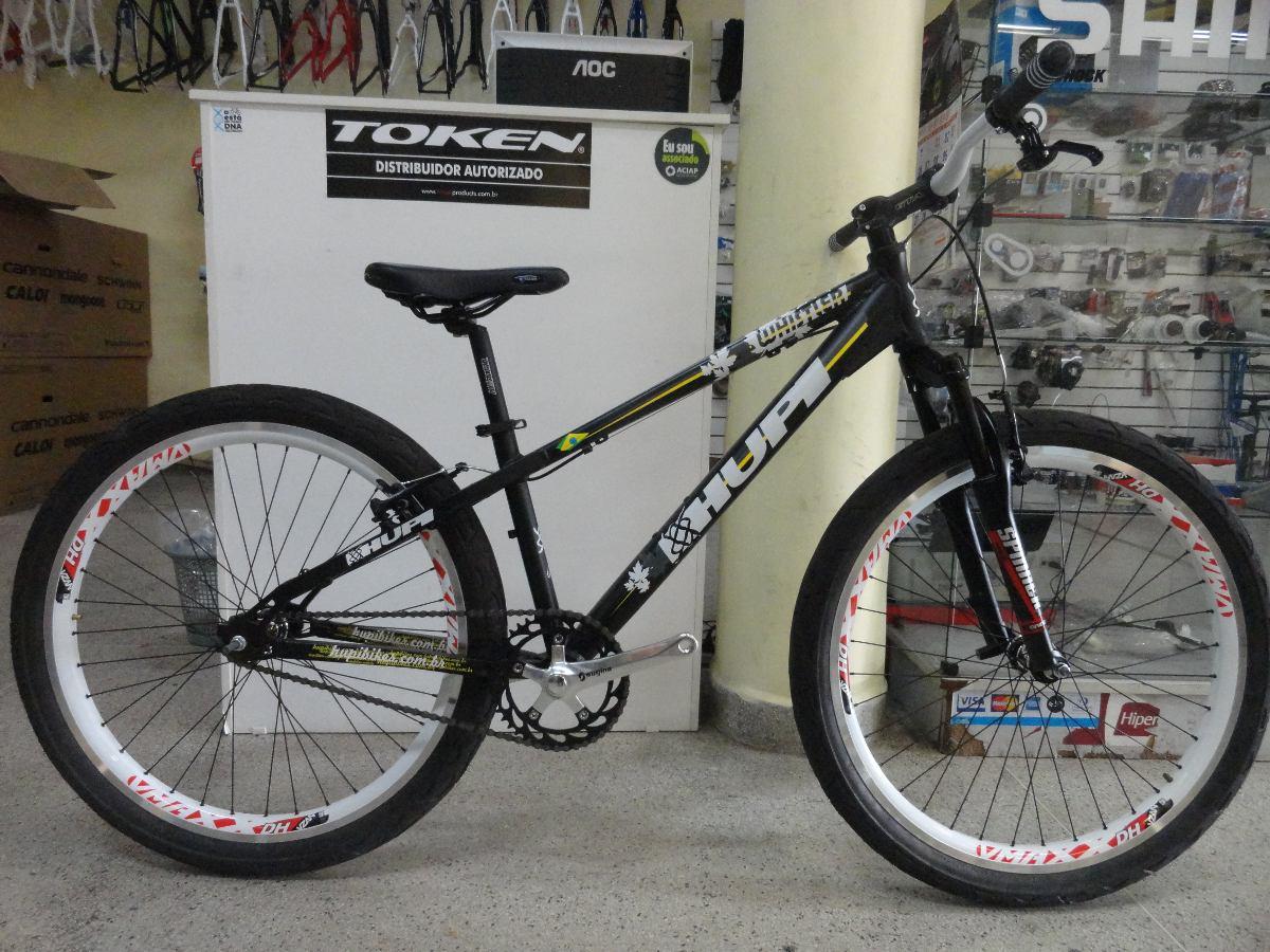 Bicicleta Hupi Whistler Freeride 26