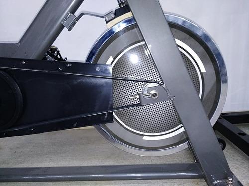 bicicleta indoor spinning profesional enerfit 420 - 20kg