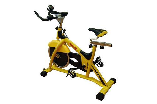 bicicleta indoor tipo spinning hogar 13kg semikon te869hp !!