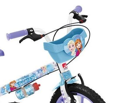Bicicleta Infantil 16 Frozen Menina 4 A 8 Anos Personagem - R  689 ... 82e2831fb57
