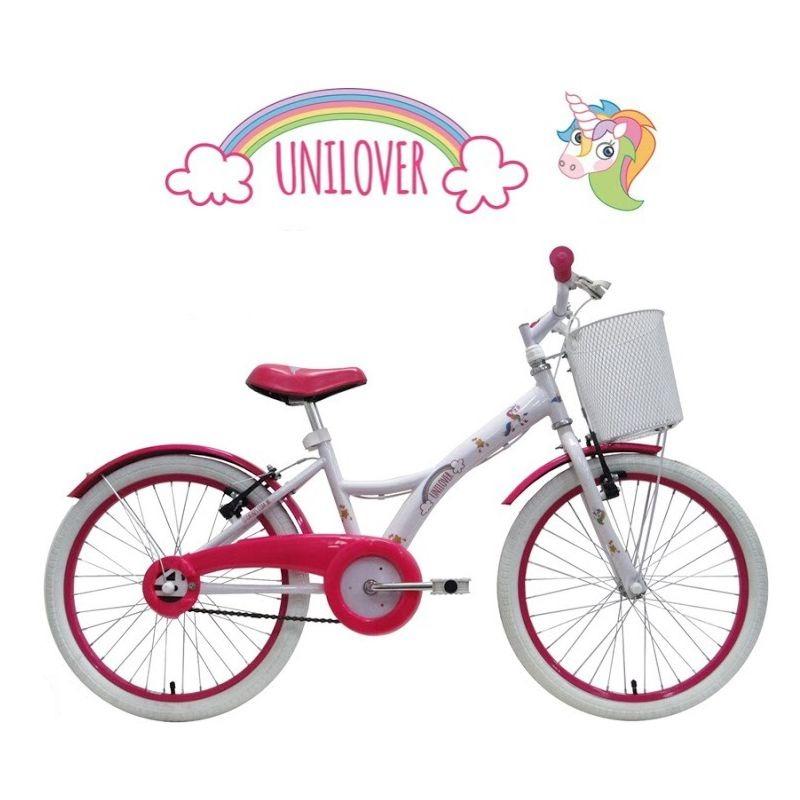 909166b8a bicicleta infantil 7-10 anos tito unilover unicórnios aro 20. Carregando  zoom.