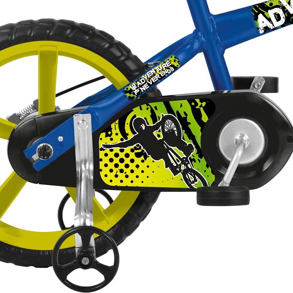 d79ebbb8f bicicleta infantil adventure aro 14 - bandeirante. Carregando zoom.