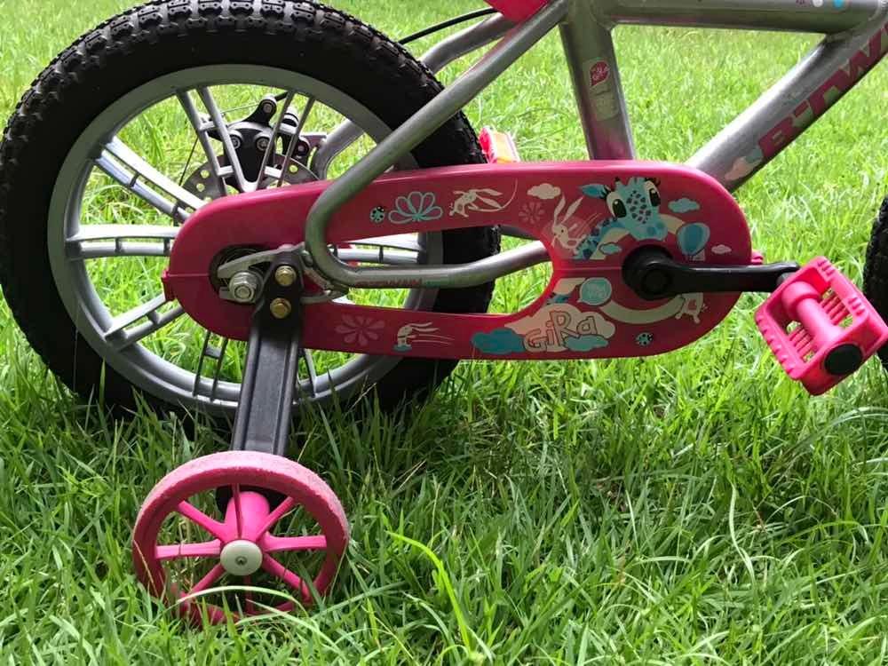 5f9b65a29 Bicicleta Infantil Aro 14 Btwin - Decathlon - R  180