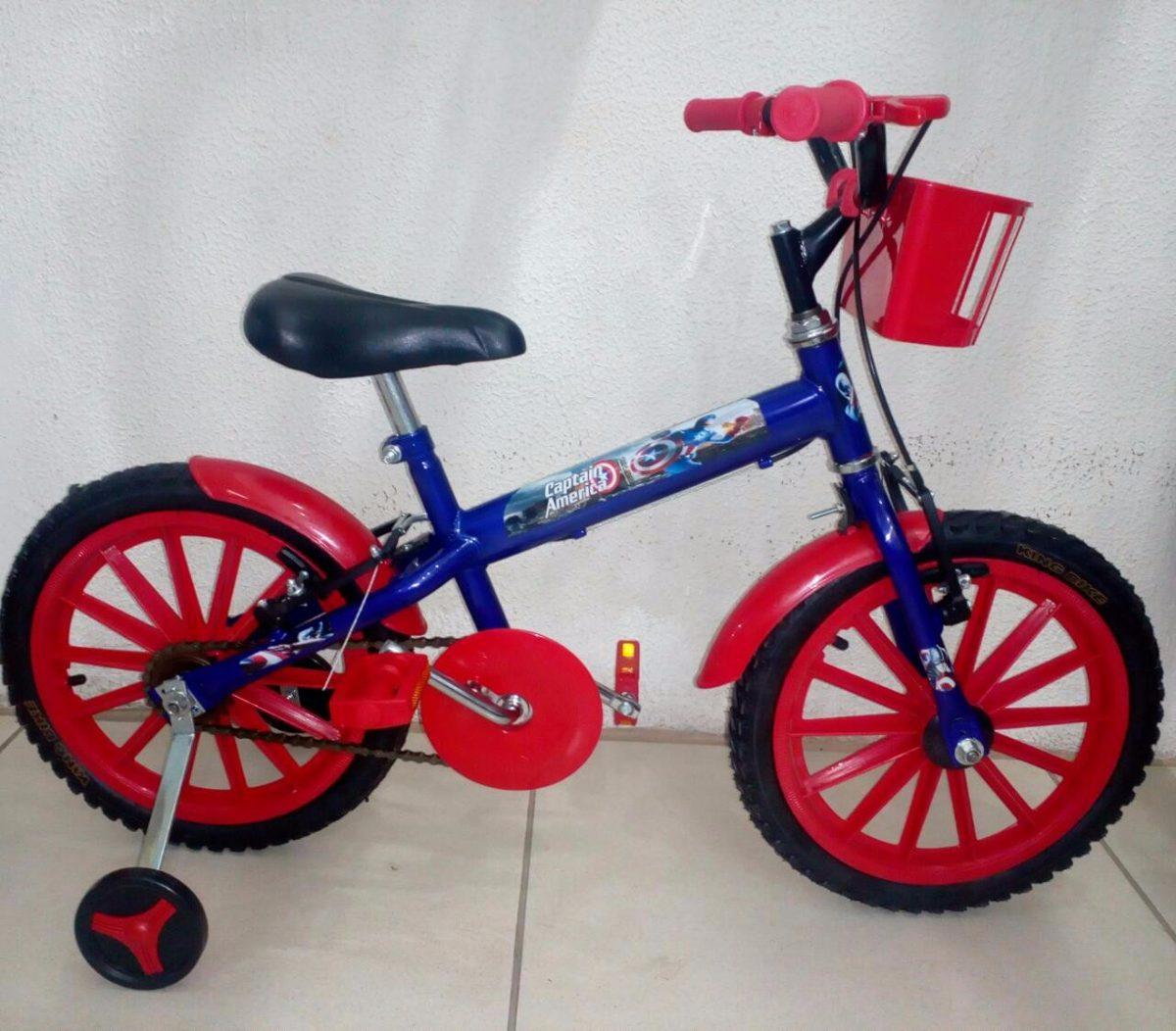 cdac4638b bicicleta infantil aro 16 masculino vip bikes (personagens). Carregando  zoom.