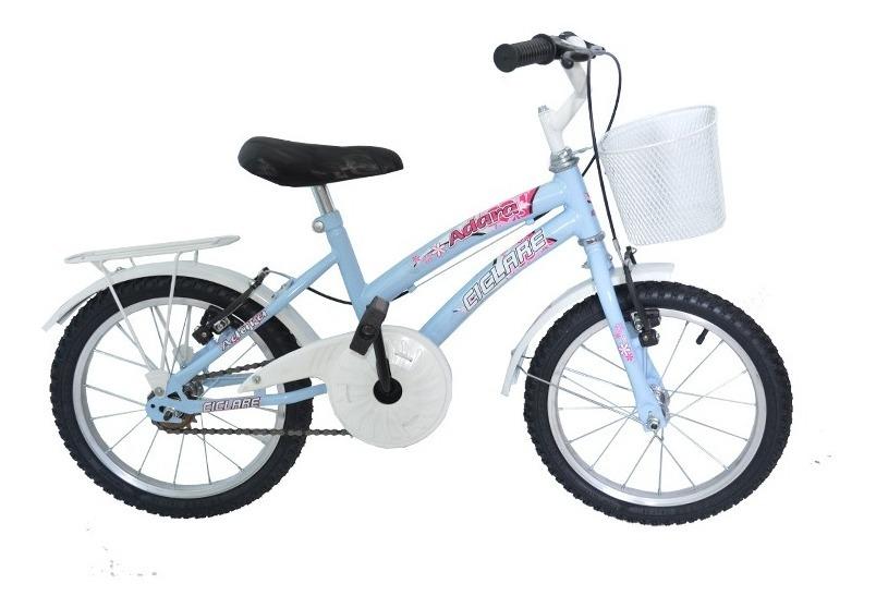 f10f1bba2b Bicicleta Infantil Aro 16 Mod Cecizinha Dolphin Várias Cores - R ...