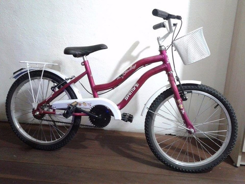 bicicleta infantil aro 20 jady - samy