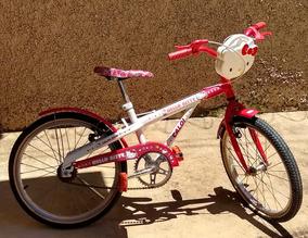 d2581b78c Bicicleta Hello Kitty Aro 12 - Bicicletas no Mercado Livre Brasil