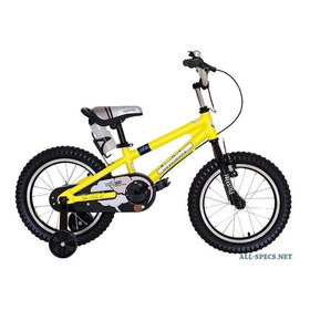 Bicicleta Infantil Royal Baby Aluminio Freestyle Alloy Rod16
