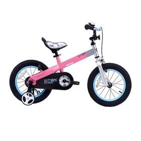Bicicleta Infantil Royal Baby Buttons Colores Rodado 16