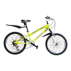 Bicicleta Infantil Royal Baby Freestyle 6 Cambios R 20 Niño