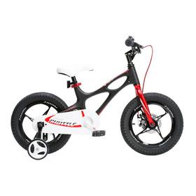Bicicleta Infantil Royal Baby Shuttle Magnesio R16 Niña Niño