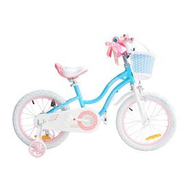 Bicicleta Infantil Royal Baby Star Girl Niña Rodado 12