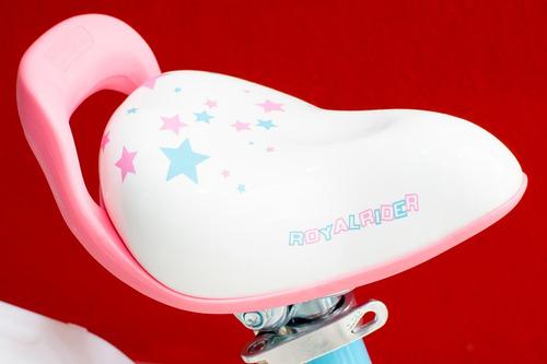 bicicleta infantil royal baby star girl r16 super precio