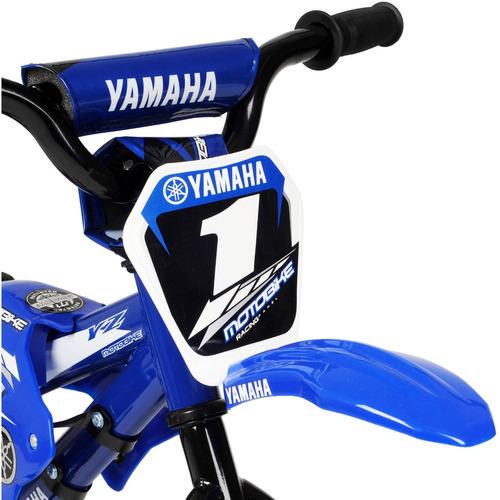 bicicleta infantil yamaha de 12'' wma-111201