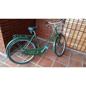 Bicicleta Inglesa Dama Rod. 28 - Solo Entendidos