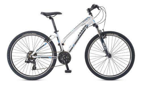 bicicleta jamis mtb trail x1 aro 26 talla 18 pearl white