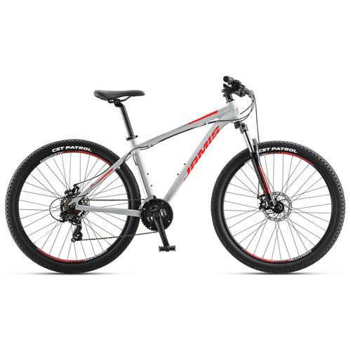 bicicleta jamis trail x a2 aro 27.5 talla 21 gris