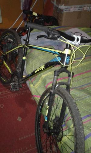 bicicleta jeep vesubio 27.5