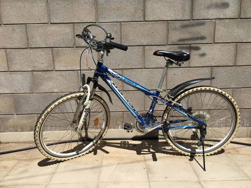 bicicleta juvenil con 21 cambio shimano importando de corea!