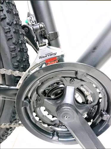 bicicleta kawasaki 29 shimano tourney 24 aluminio 2018