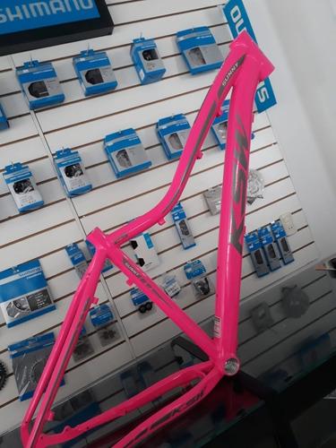 bicicleta ksw 24 marchas shimano tourney 2019 - aluminio