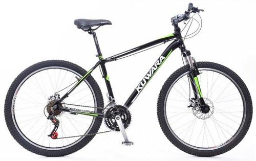 bicicleta kuwara r29 mtb 21v aluminio - shimano