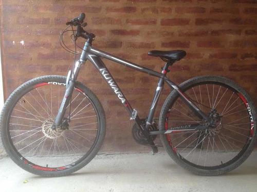 bicicleta kuwara rodado 29