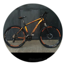 Bicicleta L Mtb Zero Moove 29 Disc 21 Vel Shimano
