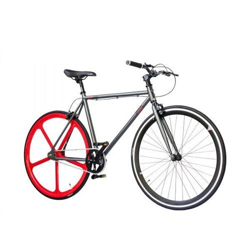 bicicleta lahsen fixed bike aluminio aro 28 dunkirk
