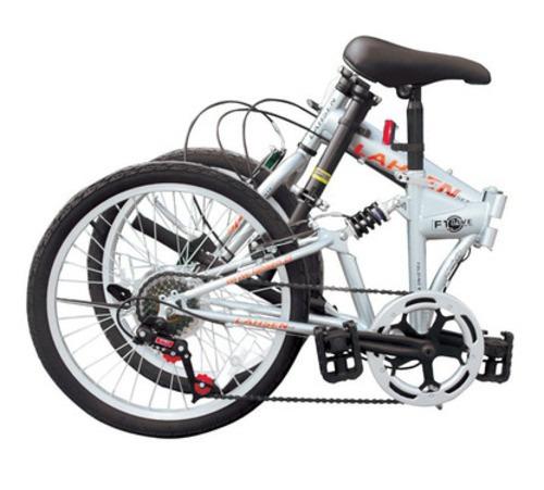 bicicleta lahsen plegable