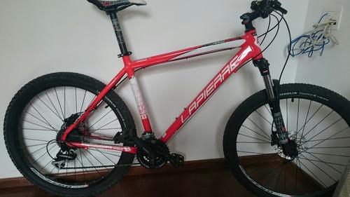bicicleta lapierre raid 200